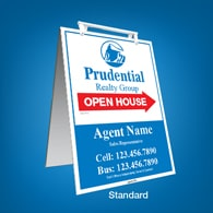 Sandwich Boards (Standard) - Prudential