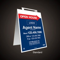 Sandwich Boards (Standard) - Realty World