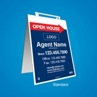 Sandwich Boards (Standard) - Relaxed Living Realty Inc.