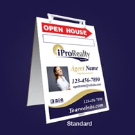 Sandwich Boards (Standard) - iPro Realty