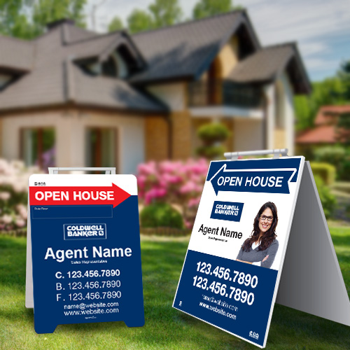 Sandwich Boards<br><br> - Coldwell Banker