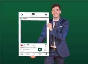 Harvey Kalles Real Estate</br>Selfie Photo Booth Frames
