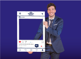 Macdonald Realty</br>Selfie Photo Booth Frames