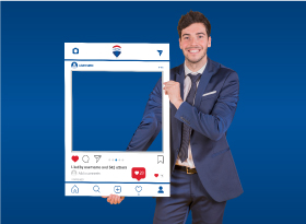 REMAX</br>Selfie Photo Booth Frames