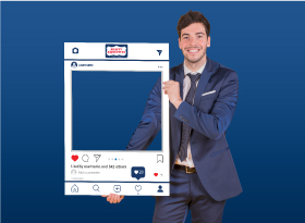 Realty Executives</br>Selfie Photo Booth Frames