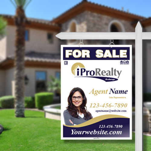 For Sale Signs<br><br> - iPro Realty