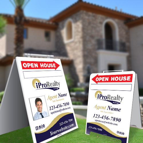 Sandwich Boards<br><br> - iPro Realty