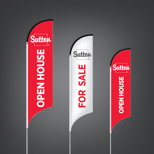 Feather Flags<br><br> - Sutton