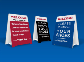 Table Top Signs - RE/MAX