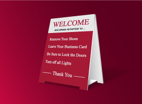 Table Top Signs - Keller Williams