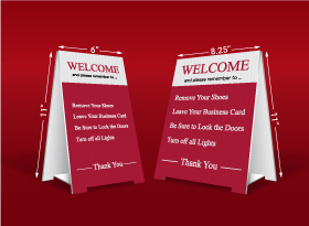 Table Top Signs - Royal LePage