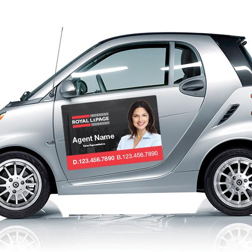 Car Magnets<br><br> - Royal LePage
