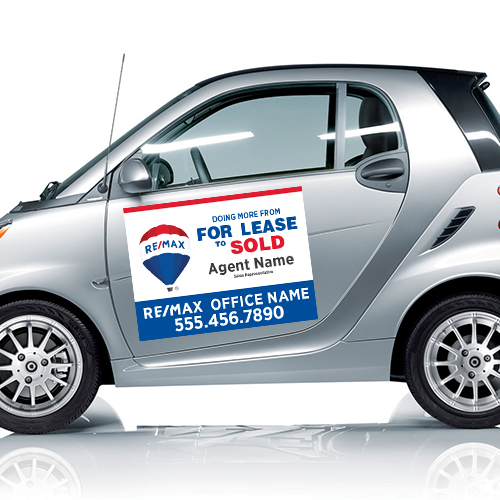 Car Magnets<br><br> - RE/MAX
