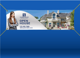 Vinyl Banners - Coldwell Banker