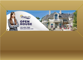 Vinyl Banners - iPro Realty