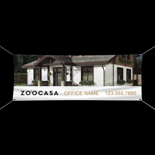 Vinyl Banners - Zoocasa