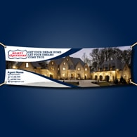Vinyl Banners - Realty Executives