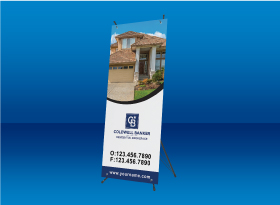 X-Frame Banners - Coldwell Banker