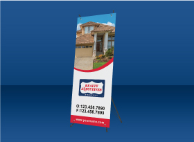 X-Frame Banners - Realty Executives
