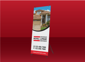 X-Frame Banners - Royal LePage