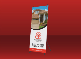 X-Frame Banners - Soltanian