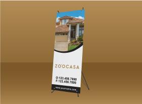 X-Frame Banners - Zoocasa