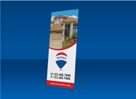 X-Frame Banners - RE/MAX
