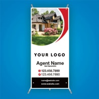 X-Frame Banners - Relaxed Living Realty Inc.