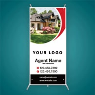 X-Frame Banners - EXIT Realty