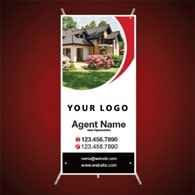 X-Frame Banners - Keller Williams