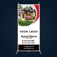 X-Frame Banners - Macdonald Realty