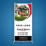 X-Frame Banners - Prudential