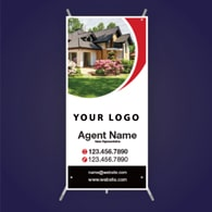 X-Frame Banners - iPro Realty