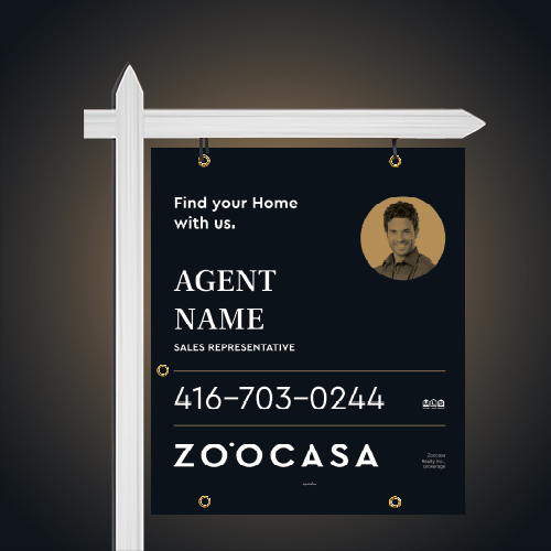 For Sale Signs - Zoocasa