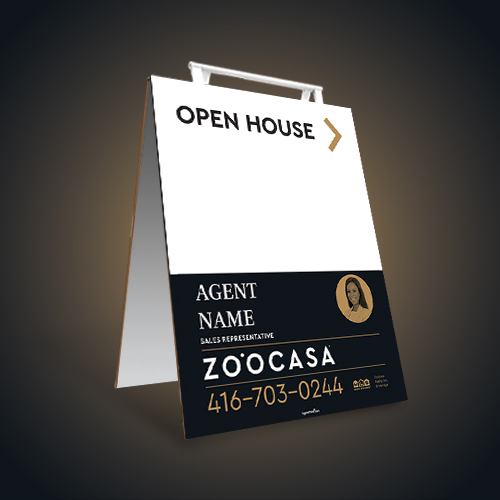 Sandwich Boards (Standard)-zoocasa