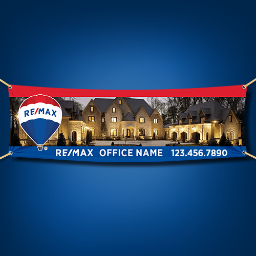 Vinyl Banners<br><br> - RE/MAX