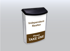 Brochure Boxes - Independent Realtor