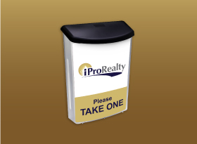 Brochure Boxes - iPro Realty
