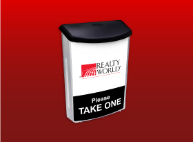 Brochure Boxes - Realty World