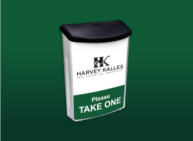 Brochure Boxes - Harvey Kalles Real Estate