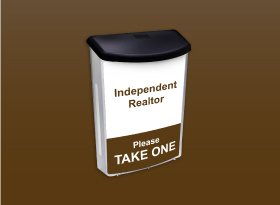 Brochure Boxes - Independent Realtor