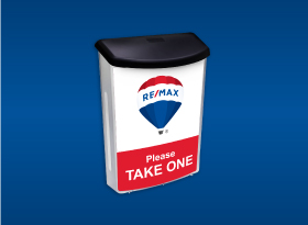 Brochure Boxes - RE/MAX