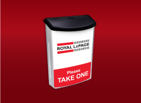 Brochure Boxes - Royal LePage