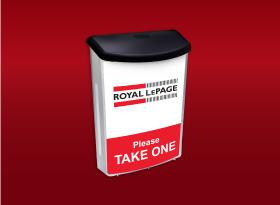 Brochure Boxes - Royal LePage
