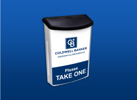 Brochure Boxes - Coldwell Banker