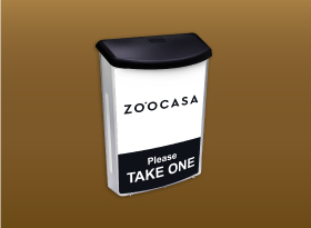 Brochure Boxes - Zoocasa