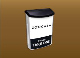 Brochure Boxes - Zoocasa