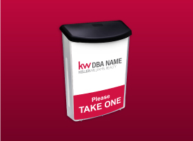 Brochure Boxes - Keller Williams