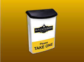 Brochure Boxes - Main Street Realty