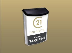 Brochure Boxes - Century 21